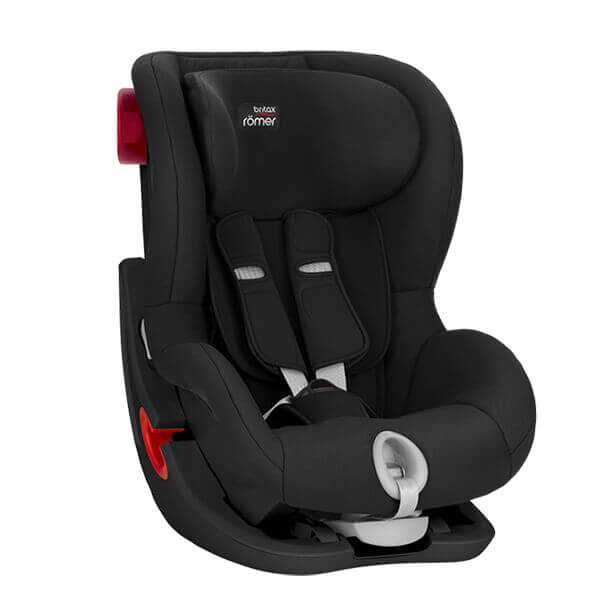 מושב בטיחות King II Click & Tight BRITAX שחור