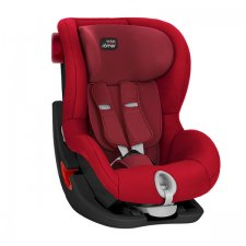 מושב בטיחות King II Click & Tight BRITAX אדום