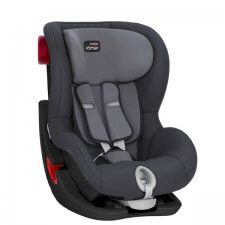 מושב בטיחות King II Click & Tight BRITAX t אפור