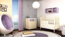 חדר אביב לתינוק רהיטי סגל
