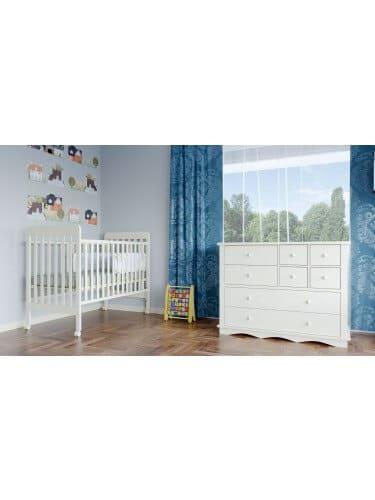 חדר לתינוק דגם נועה מבית שניר בבהSnir Bebe