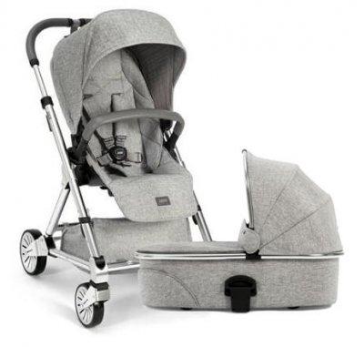 עגלת תינוק אורבו 2 Urbo מאמאס אנד פאפאס Mamas & Papasבצבע אפור