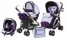 עגלת תינוק פג מודולר טרי פיקס דגמי 2012 Modolar Tri-Fix  ומבחר מוצרי תינוקות נוספים