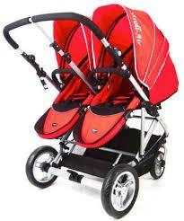 עגלת תאומים סטרול אייר STROLL AIR MY DUE ומבחר מוצרי תינוקות נוספים