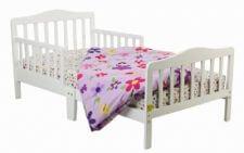 מיטת מעבר עץ מלא לתינוק דגם עופר פלוס A Class