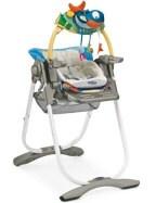 כיסא אוכל לתינוק פולי מג'יק Polly Magic מבית צ'יקו Chicco