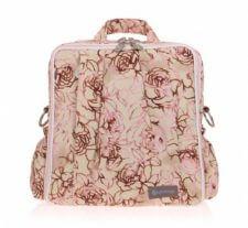 תיק עגלה ביוטי Beauty מבית גיטה בגס Gitta bags בצבע אביב ורוד