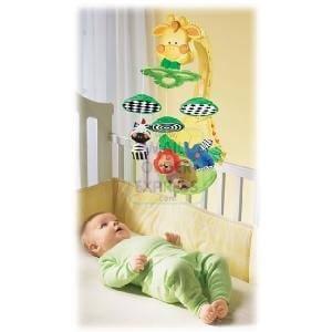 """מובייל ג""""ירף מבית פישר פרייס ומבחר מוצרי תינוקות נוספים"""