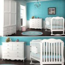 חדר פרובנס מבית סגל ומבחר מוצרי תינוקות נוספים