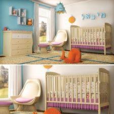 חדר 100 כנפיים ומבחר מוצרי תינוקות נוספים