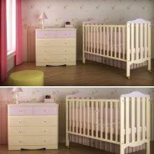 חדר ונציה ומבחר מוצרי תינוקות נוספים