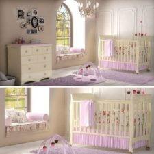 חדר טוסקנה ומבחר מוצרי תינוקות נוספים