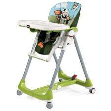 כסא אוכל מפואר עולה ויורד פרימה פפה מבית פג פרגו Prima Papa DinnerPeg Perego ומבחר מוצרי תינוקות נוספים