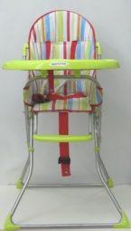 כסא אוכל מתקפל גדם Candy ומבחר מוצרי תינוקות נוספים