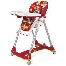 כסא אוכל מפואר עולה ויורד פרימה פפה דופלו מבית פג פרגו Prima Pappa Duplo Peg Perego  ומבחר מוצרי תינוקות נוספים