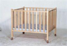 לול עץ דגם ארז משופר חברת טל רהיטי תינוקות ומבחר מוצרי תינוקות נוספים
