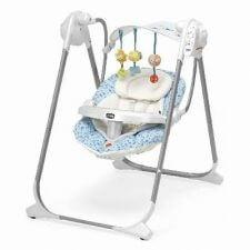נדנדה לתינוק Chicco Polly פולי צ'יקו ומבחר מוצרי תינוקות נוספים