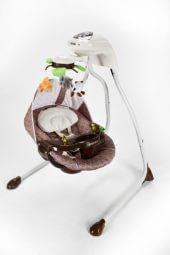 נדנדה חשמלית בייבי סייף ומבחר מוצרי תינוקות נוספים