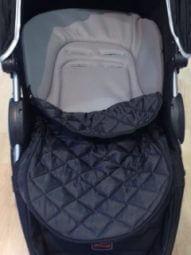 שק שינה לתינוק לעגלת לברייטקס B-Agile ומבחר מוצרי תינוקות נוספים