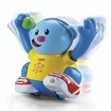 צעצוע מעודד זחילה ''תפוס את הקוף'' מבית פישר פרייס Fisher Price