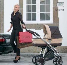 עגלת תינוק בבה קאר מהדורה מיוחדת BebeCar