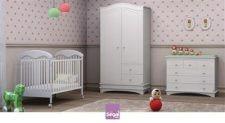 חדר לתינוק מילאנו הנו חדר בעיצוב נקי עם השפעות רטרו. עכשיו במבצע ברשת חנויות בייבי לאב.