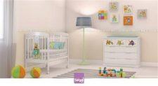 חדר READY TO PLAY הנו חדר תינוקות מעוצב המוצע במחיר אטרקטיבי במבצע בחנויות בייבי לאב.