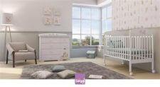 """חדר POOH""""S TOYBOX הנו חדר תינוקות פו הדב המעוצב בסגנון וינטאג"""" עדין ומיוחד ומוצע במחיר אטרקטיבי ברשת חנויות בייבי לאב."""