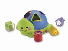 צעצוע צב להתאמת צורות וצבעים מבית פישר פרייס Fisher Price