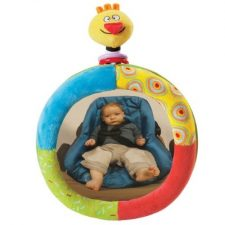 מראת פעילות לרכב קוקי טאף טויסגם מראה לרכב וגם משחק לתינוק