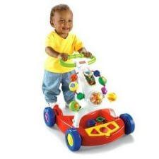 הליכון דחיפה/גרירה לתינוק מבית פישר פרייס ומבחר הליכונים לתינוקות במחירים אטרקטיביים. מחכים לכם בחנויות בייבי לאב מוצרים לאם ולתינוק.