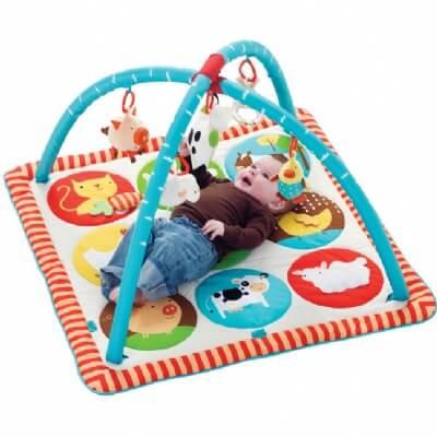 אוניברסיטה מפוארת לתינוק חווה של חברת סקיפ הופ Skip Hop האמריקאית ועוד מבחר מוצרים במחירים אטקרטיביים עכשיו ברשת בייבי לאב מוצרים לאם ולתינוק.