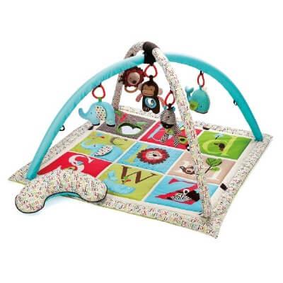 אוניברסיטה מפוארת לתינוק של חברת סקיפ הופ Skip Hop האמריקאית ועוד מבחר מוצרים במחירים אטקרטיביים עכשיו ברשת בייבי לאב מוצרים לאם ולתינוק.