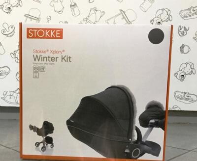 סט חורף Winter Kit לעגלת סטוקי Stokke ועוד מבחר מוצרים נוספים לאם ולתינוק עכשיו בבייבי לאב.