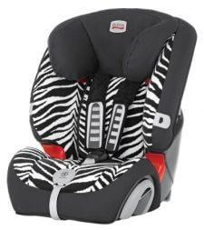 """כיסא בטיחות משולב בוסטר ברייטקס אוולבה זברהכיסא בטיחות משולב בוסטר לשימוש ממשקל 9-36 ק""""ג"""