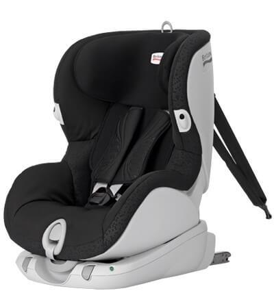 כיסא בטיחות דו פלוס שחור Duo Plus מבית ברייטקסBritax