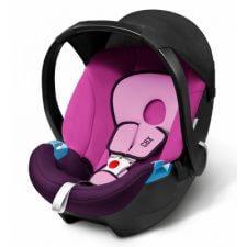 """סלקל סייבקס אטון מהסלקלים המובילים בעולם מתאים מגיל לידה ועד 13 ק""""ג מתחבר לרוב עגלות התינוק בעזרת מתאמים מתחבר לרכב באמצעות רצועות הרכב או בעזרת בסיס"""