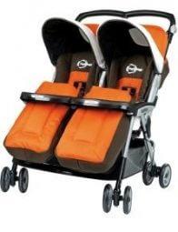 עגלת תאומים אריה מבית פג פרגו Aria Twins ומבחר מוצרי תינוקות נוספים