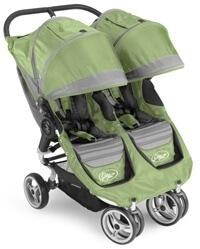 עגלת תאומים סיטי מיני - Double City Mini- בייבי גוגר Baby Jogger ומבחר מוצרי תינוקות נוספים