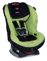 """כיסא בטיחות ברייטקס מרתון G4.1 צבע ירוקמתאים לשימוש מגיל לידה עד 32 ק""""גחיבור ע""""י רצועות בטיחות/מערכת איזופיקס  דגם חדש ומשופר G4.1"""