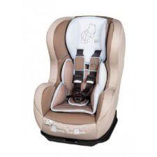 """כיסא בטיחות פו הדוב תוצרת נניה צרפת כיסא בטיחות איכותי המתאים לתינוקות מגיל לידה ועד משקל של 18 ק""""ג מיוצר בצרפת ובעל תקן ישראלי ואירופאי"""
