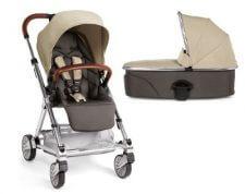 עגלת תינוק אורבו 2 מבית מאמאס אנד פאפאס אנגליהעיצוב חדשני וקומפקטי