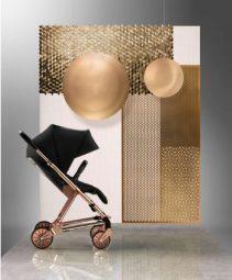 מהדורה מיוחדת Urbo 2 Rose Goldעגלת תינוק אורבו 2 מאמאס אנד פאפאס