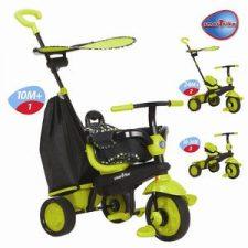 תלת אופן רב שלבי דגם דילייט Delight ירוק סמארט טרייק Smart Trike