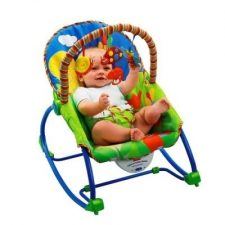 טרמפולינה לתינוק שהופכת לנדנדה מבית פישר פרייס Fisher Price