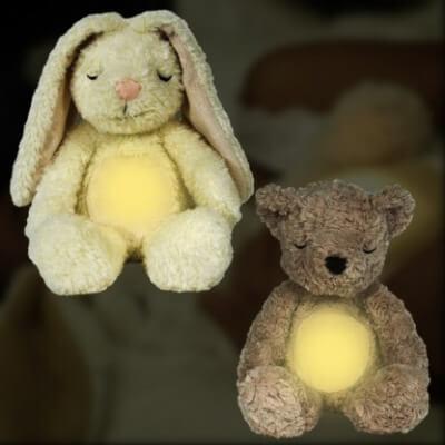 כך שילדים מרגישים תמיד שיש להם חבר לשינה מתוקה.חיבוק עדין של ארנבי חיבוקי