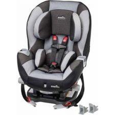 כיסא בטיחות טריומףTriumph LXמבית אוונפלו Evenflo בצבע אפור