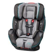 """אוונפלו סימפוני פלטניום DLX E3 כיסא בטיחות משולב בוסטר מבית אוונפלו ארה""""ב עם טכנלוגיית וויסות הבדים המהפכנית OUTLAST PERFORMANCE הסופגת חום וקור ושומרת על טמפטורה נעימה לנסיעה מושלמת"""