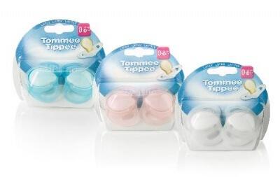 מוצץ קלאסי לתינוק לגילאי 0-6 חודשים מבית טומי טיפי Tommee Tippee