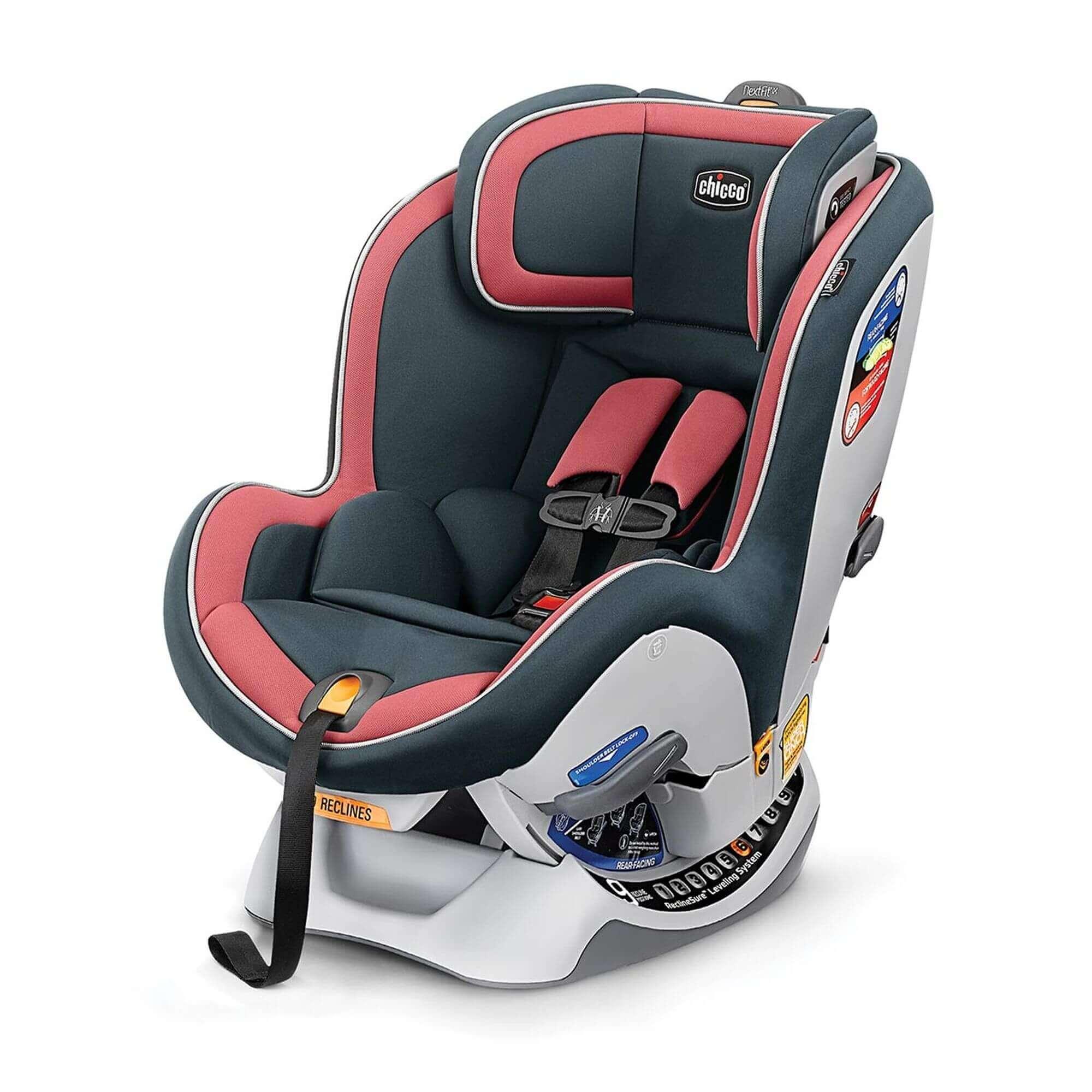 כסא בטיחות נקסטפיט IX אדום צ'יקו